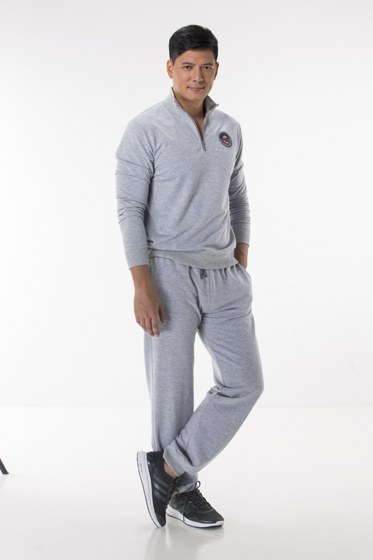 MEN Jacket long sleeve and sweatpant