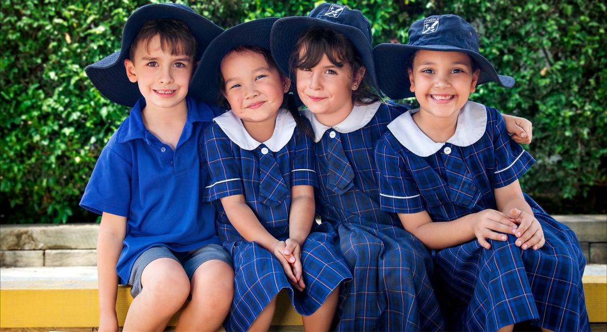 Dong Bich School Uniforms