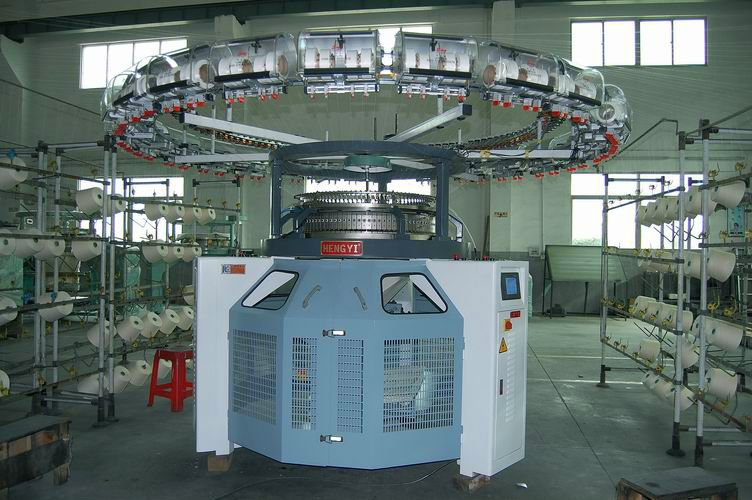 DONGBICH-SINGLE-JERSEY-CIRCULAR-KNITTING-MACHINE