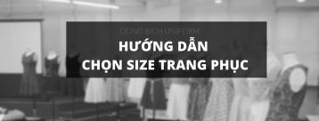 cách chọn size trang phục